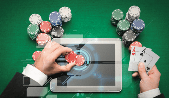 technology used in casinos